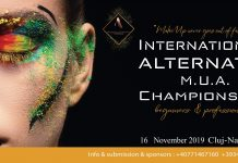 Campionat International de Make-Up