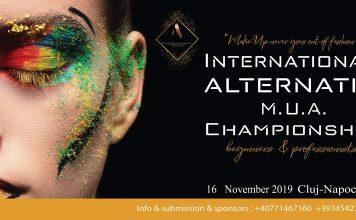 Campionat International de Make-Up