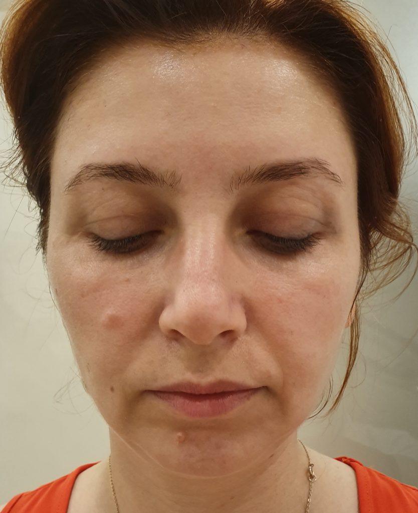 masajul facial