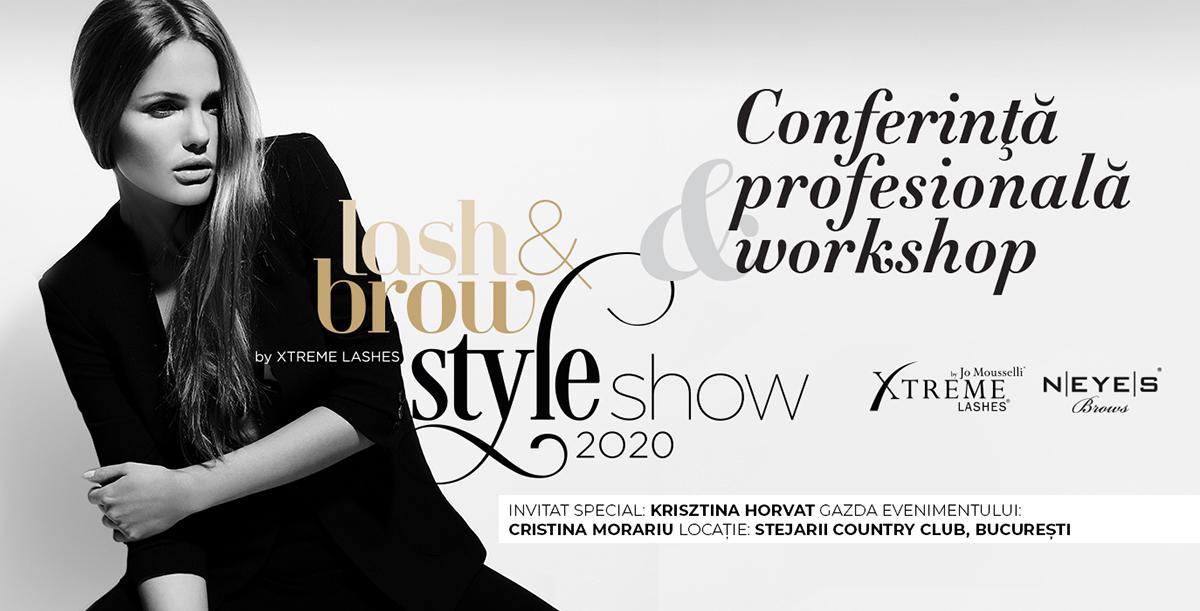 Lash&Brow Style Show 2020
