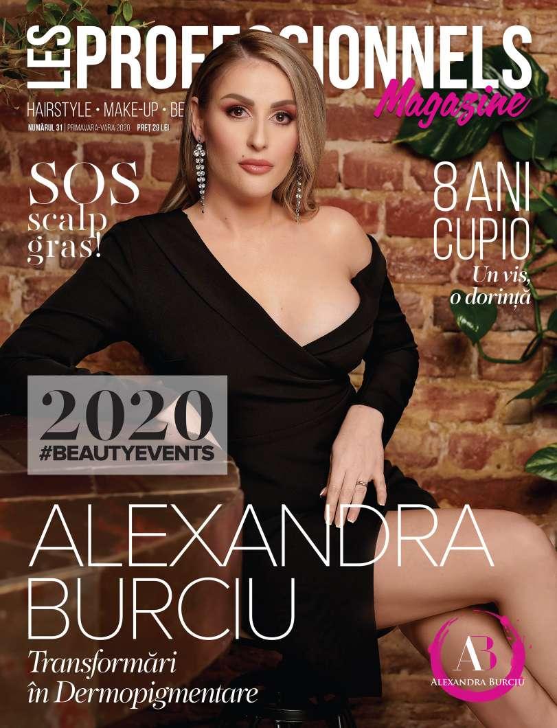Alexandra Burciu cover